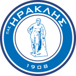 Iraklis shield