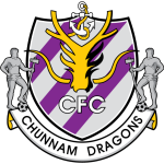 Jeonnam Dragons shield