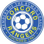 Concord Rangers shield