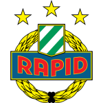 Rapid Wien shield