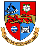 Harrogate Town shield
