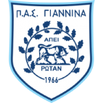 PAS Giannina shield