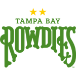 Tampa Bay Rowdies shield