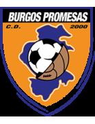 Burgos Promesas shield