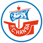 Hansa Rostock shield