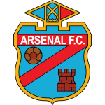 Arsenal de Sarandi shield