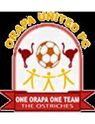 Orapa United shield