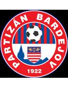 Partizán Bardejov shield