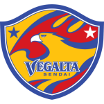 Vegalta Sendai shield
