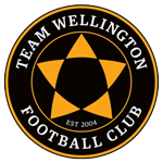 Team Wellington shield