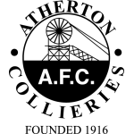 Atherton Collieries shield
