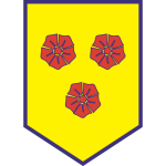 Tre Fiori shield