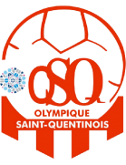 Olympique St Quentin shield