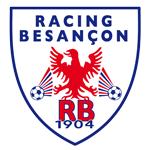 Racing Besançon shield
