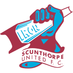 Scunthorpe United shield