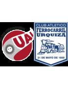 UAI Urquiza shield