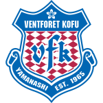 Ventforet Kofu shield