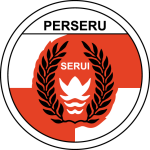 Perseru Serui shield