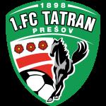 Tatran Prešov II shield