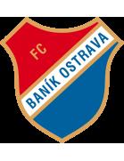 Baník Ostrava shield