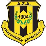 Anagennisi Karditsas shield