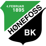 Hønefoss shield