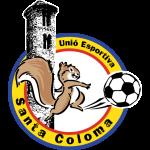 UE Santa Coloma shield