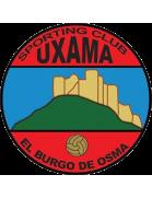 Sporting Uxama shield