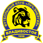 Luch Vladivostok shield