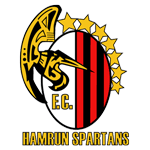 Hamrun Spartans shield