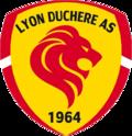 Lyon Duchère shield