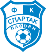 Spartak Pleven shield
