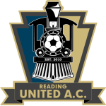 Reading United shield