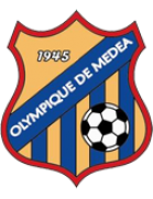 Olympique Médéa shield