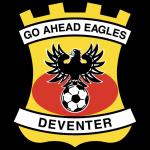 Jong G.A. Eagles shield