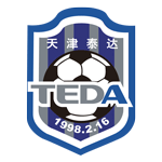 Tianjin Teda shield