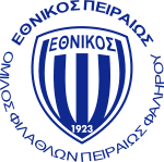 Ethnikos Piraeus shield