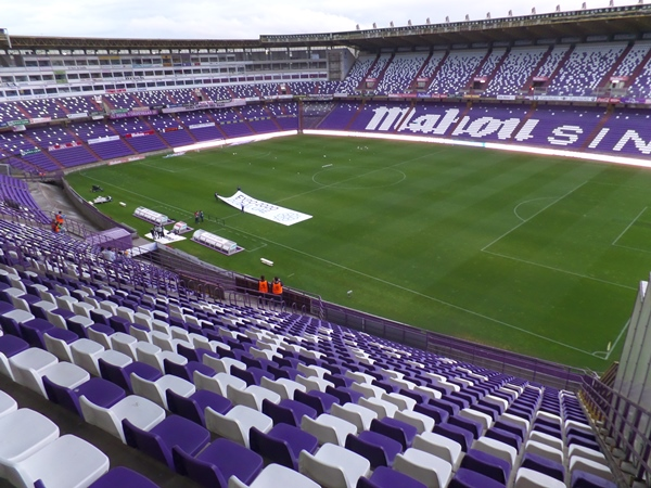 Estadio Municipal José Zorrilla