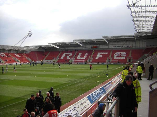 AESSEAL New York Stadium