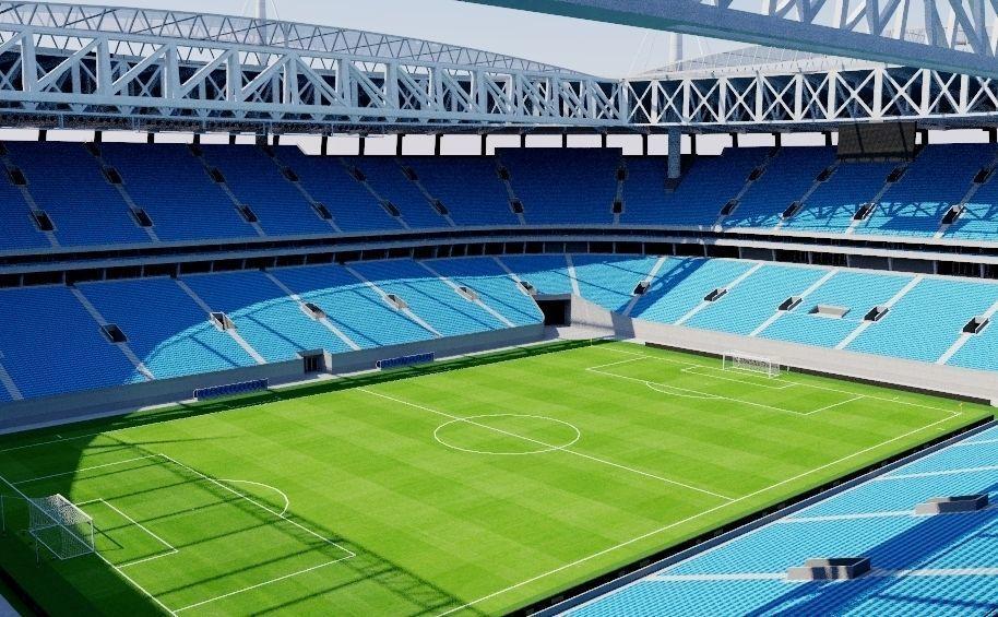 Saint Petersburg Stadium